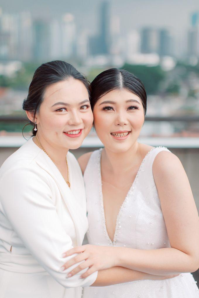 Feny & Nico at Bunga Rampai by Double Happiness Wedding Organizer - 032