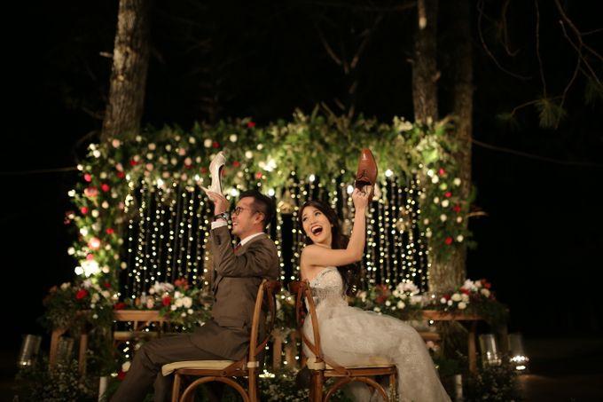 Nita & Edwin Wedding At PineHill Cibodas by Josh & Friends Entertainment - 024