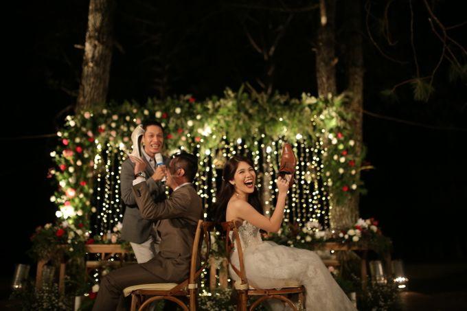 Nita & Edwin Wedding At PineHill Cibodas by Josh & Friends Entertainment - 019