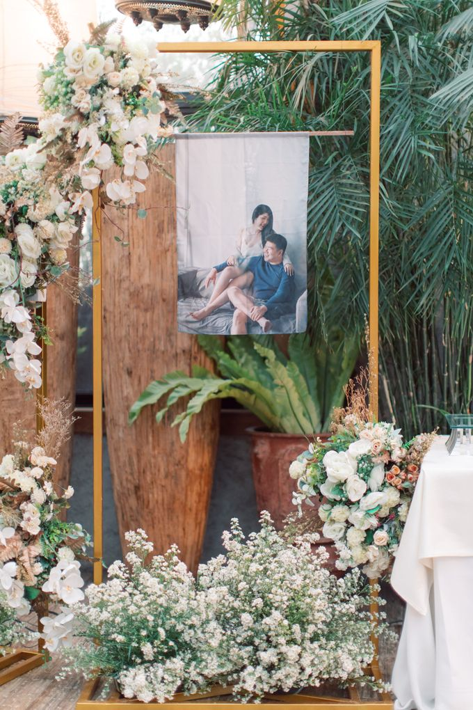Feny & Nico at Bunga Rampai by Double Happiness Wedding Organizer - 040