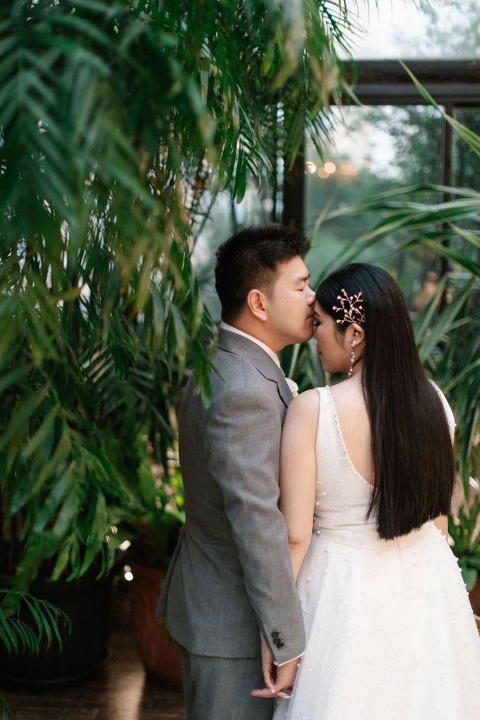 Feny & Nico at Bunga Rampai by Double Happiness Wedding Organizer - 047
