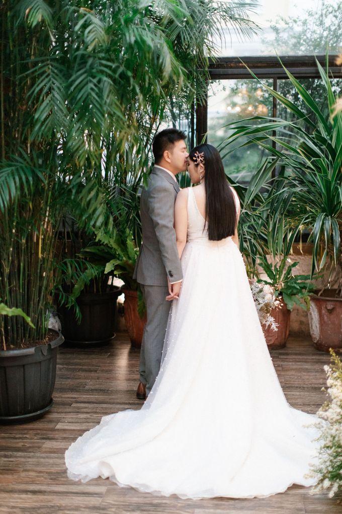 Feny & Nico at Bunga Rampai by Double Happiness Wedding Organizer - 049