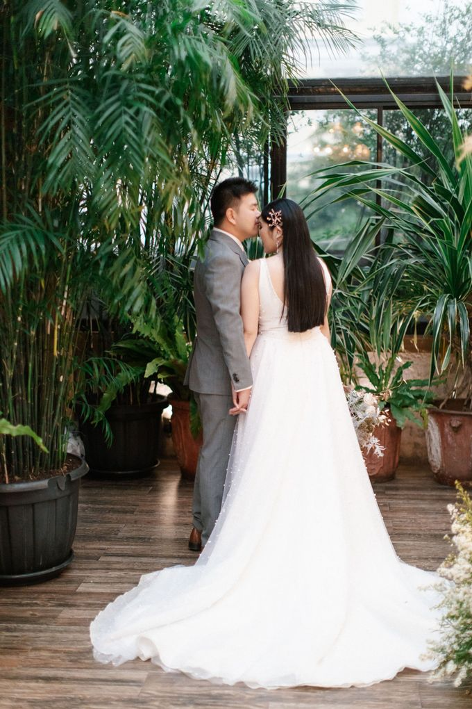 Feny & Nico at Bunga Rampai by Double Happiness Wedding Organizer - 048