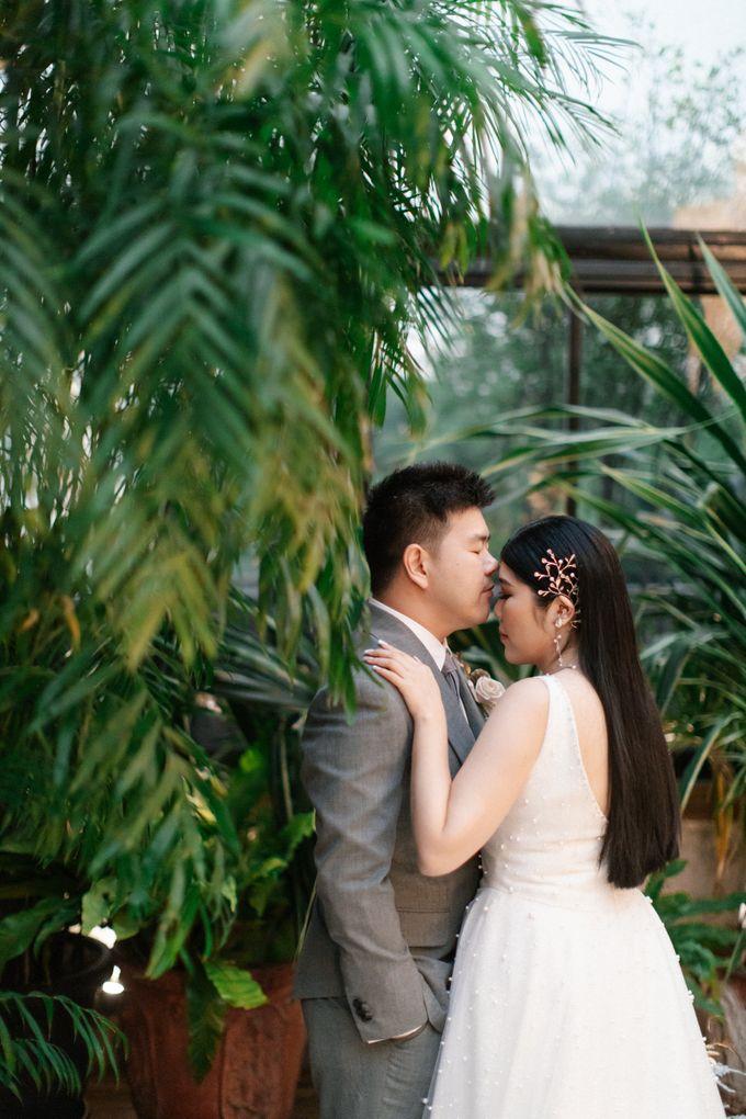 Feny & Nico at Bunga Rampai by Double Happiness Wedding Organizer - 050