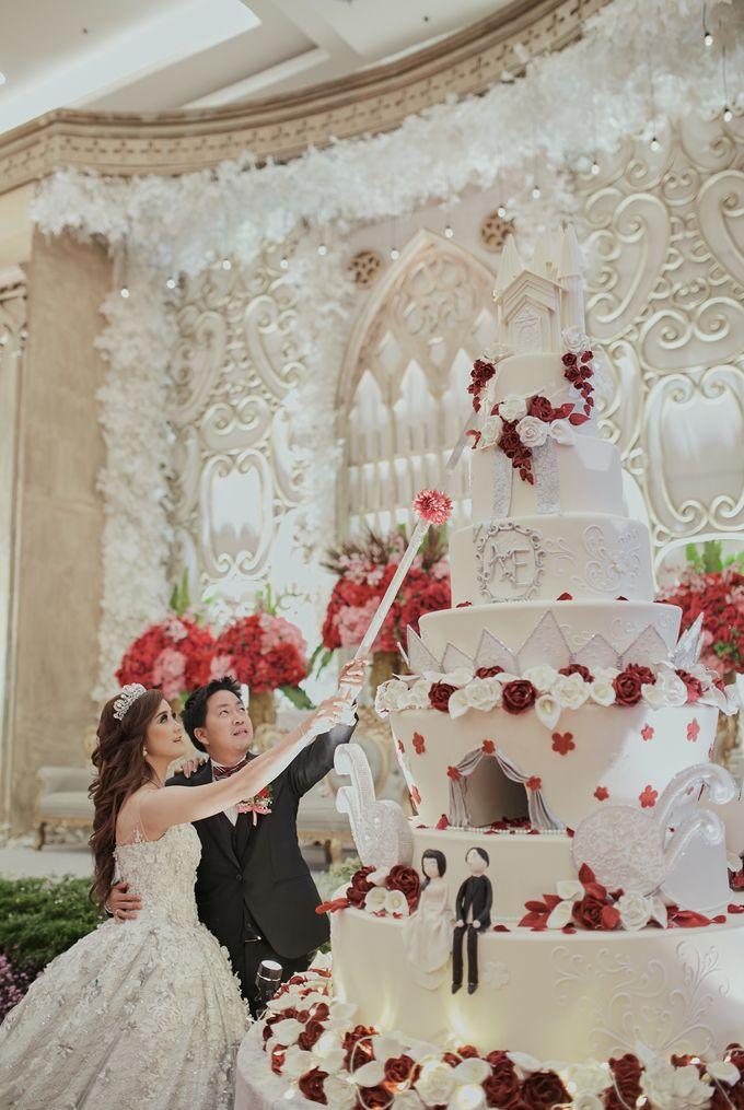 The Romance Wedding of Albert & Erissa by Khayim Beshafa One Stop Wedding - 011