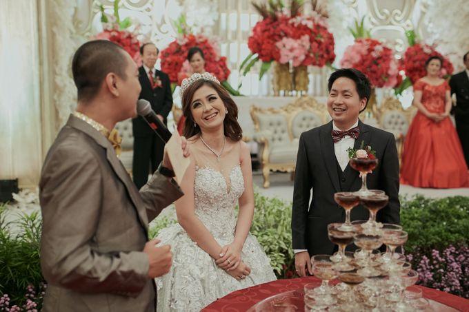 The Romance Wedding of Albert & Erissa by Khayim Beshafa One Stop Wedding - 012