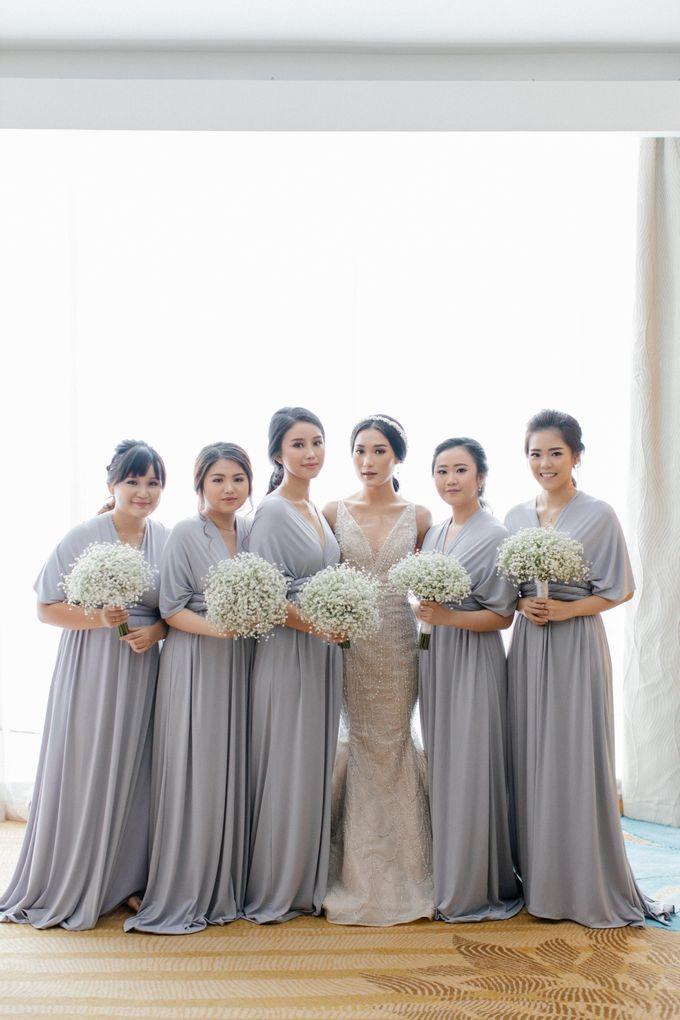 The Wedding Of Sandhy & Sylvani by de_Puzzle Event Management - 028