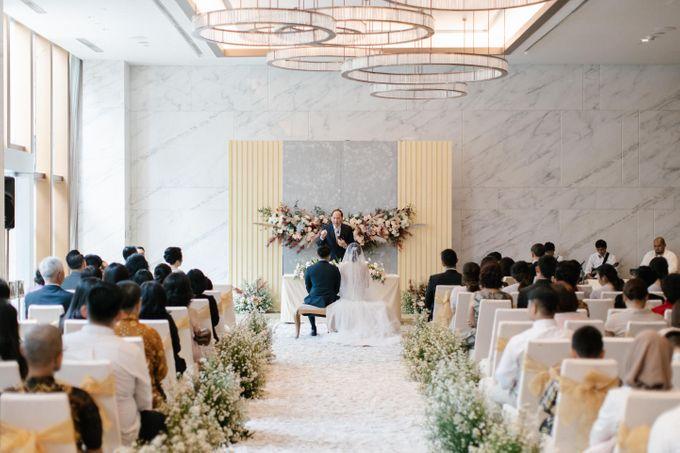 The Wedding Of Sandhy & Sylvani by de_Puzzle Event Management - 022