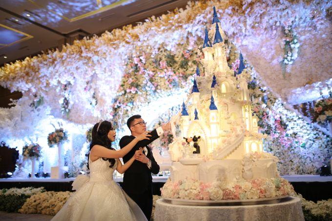 Wedding Julius & Helena by Novotel Tangerang - 005