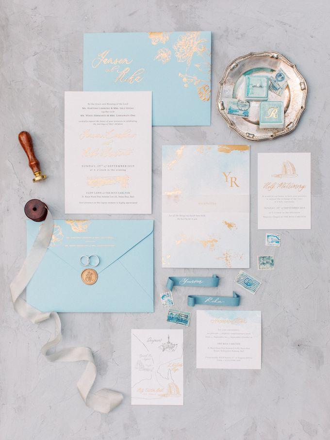 Yansen & Rika Ethereal Bali Wedding by Casabono Wedding - 011