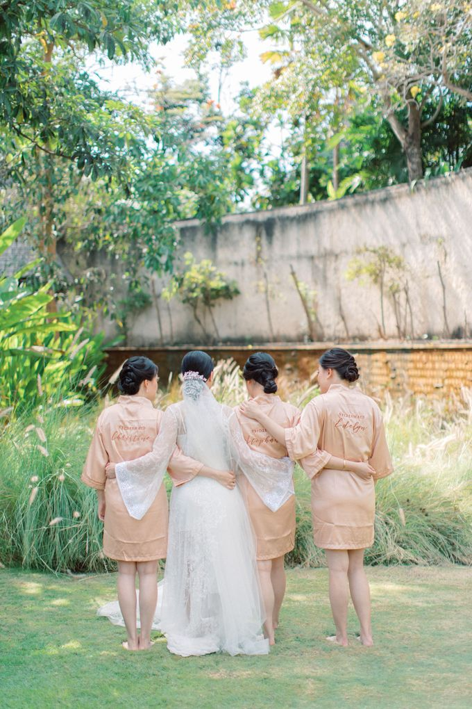 Yansen & Rika Ethereal Bali Wedding by Casabono Wedding - 039