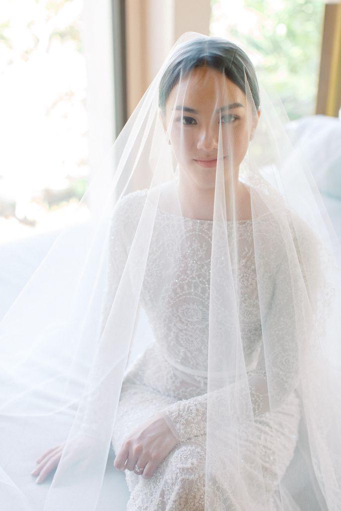 Yansen & Rika Ethereal Bali Wedding by Casabono Wedding - 009