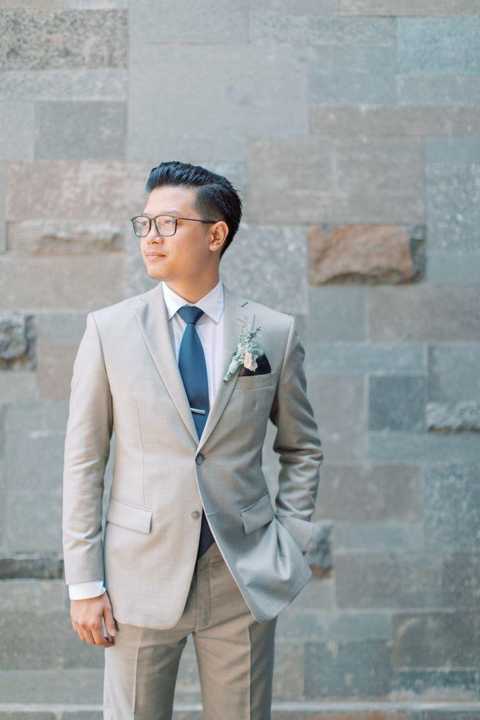 Yansen & Rika Ethereal Bali Wedding by Casabono Wedding - 008