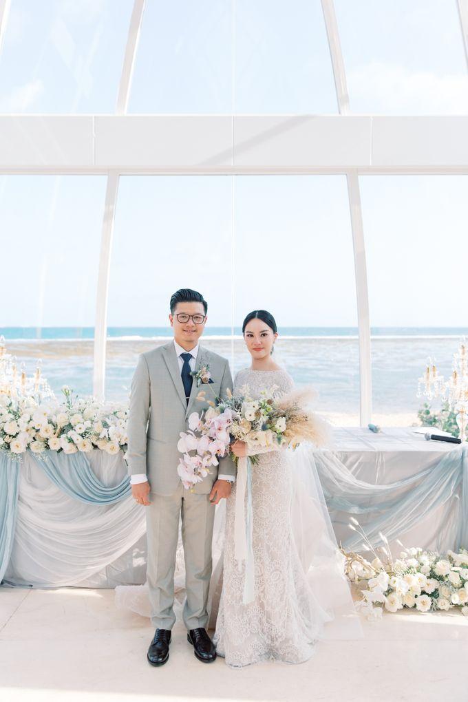 Yansen & Rika Ethereal Bali Wedding by Casabono Wedding - 015
