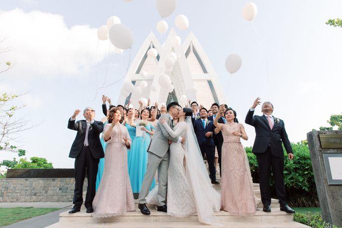 Yansen & Rika Ethereal Bali Wedding by Casabono Wedding - 016