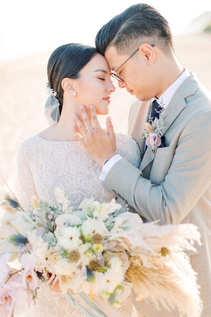 Yansen & Rika Ethereal Bali Wedding by Casabono Wedding - 001