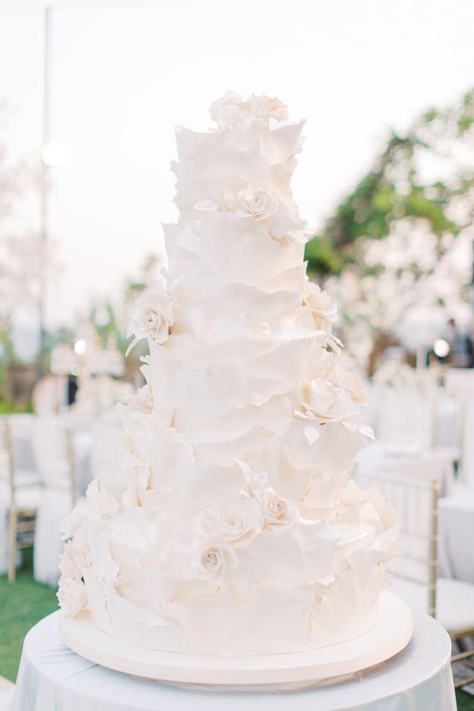Yansen & Rika Ethereal Bali Wedding by Casabono Wedding - 014