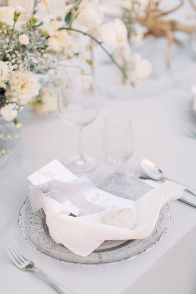 Yansen & Rika Ethereal Bali Wedding by Casabono Wedding - 005