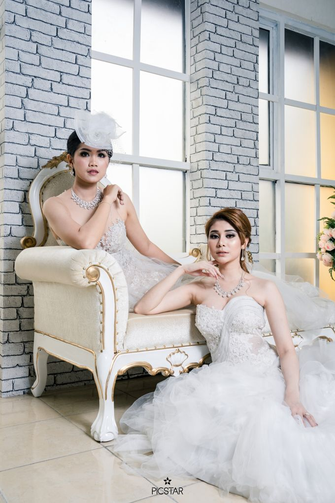 Photoshoot wedding gown studio rosegold by Rosegold - 007