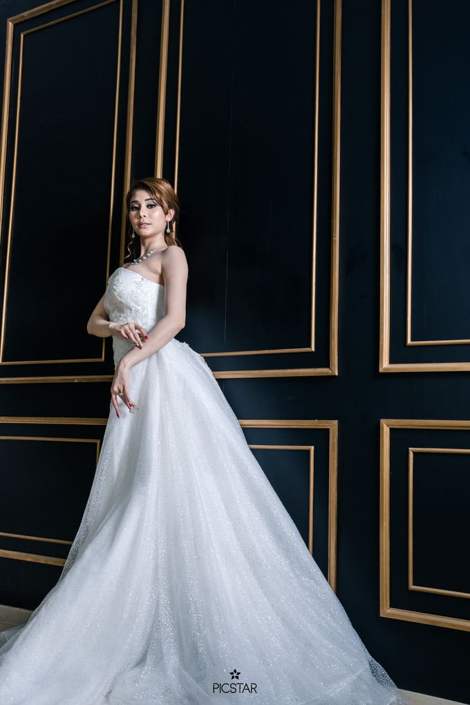 Photoshoot wedding gown studio rosegold by Rosegold - 002