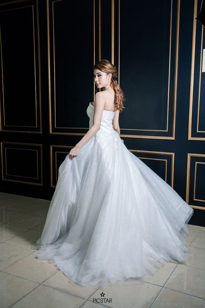 Photoshoot wedding gown studio rosegold by Rosegold - 003