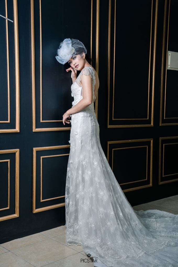 Photoshoot wedding gown studio rosegold by Rosegold - 004
