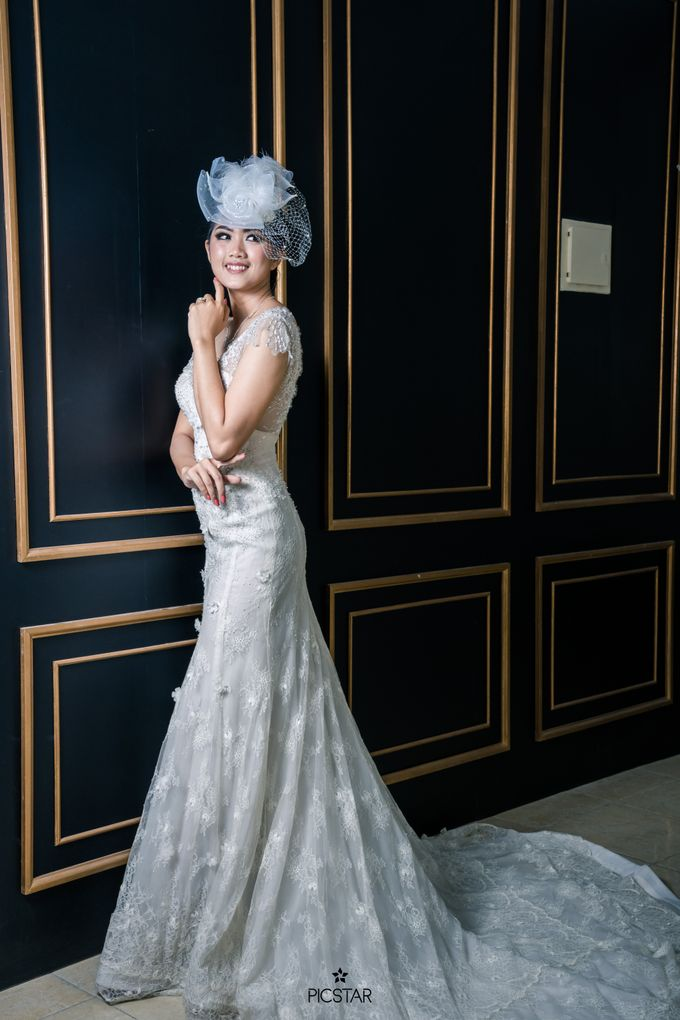 Photoshoot wedding gown studio rosegold by Rosegold - 005