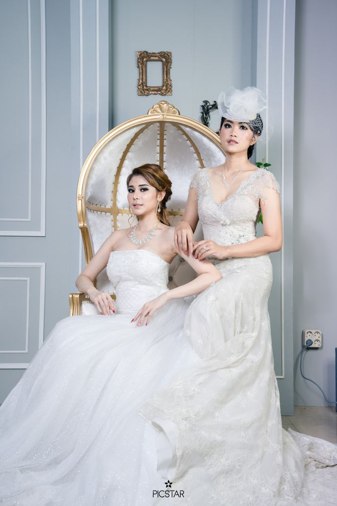 Photoshoot wedding gown studio rosegold by Rosegold - 006