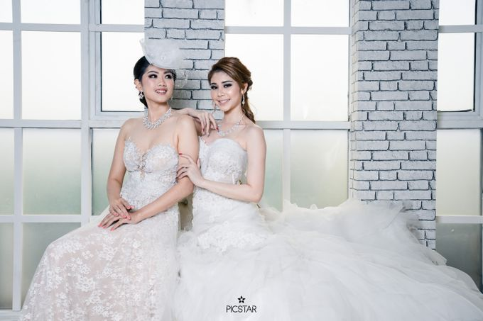 Photoshoot wedding gown studio rosegold by Rosegold - 008