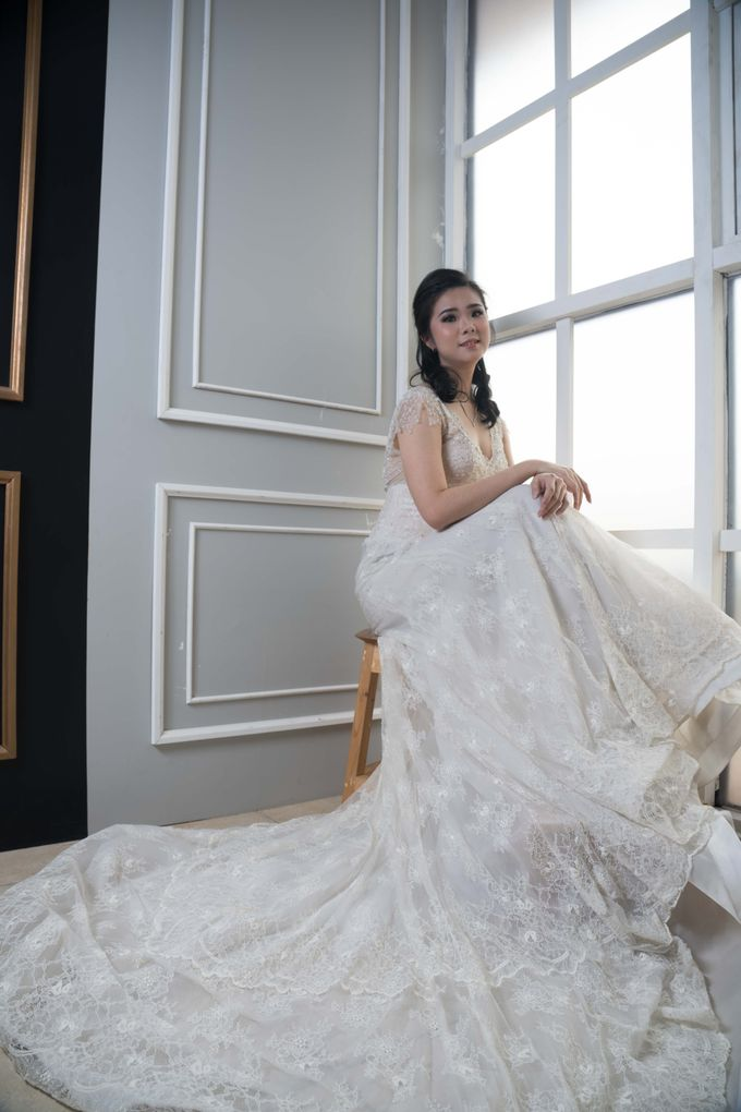 photoshoot wedding gown by Rosegold - 009