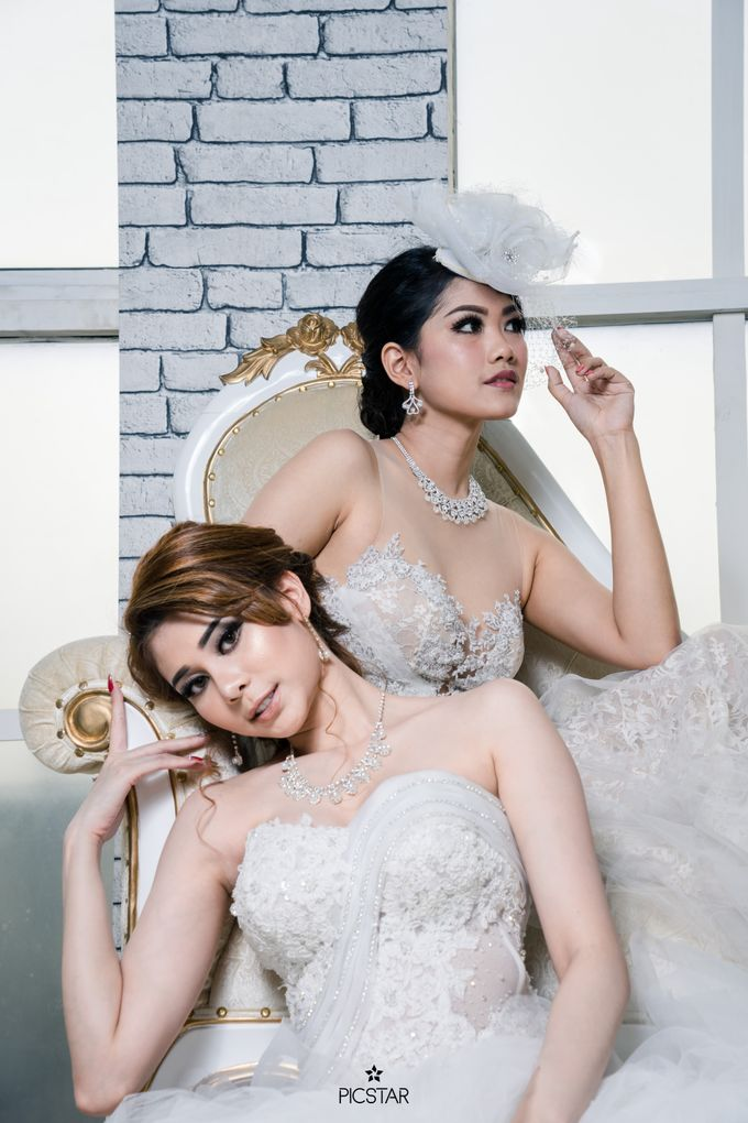 Photoshoot wedding gown studio rosegold by Rosegold - 009
