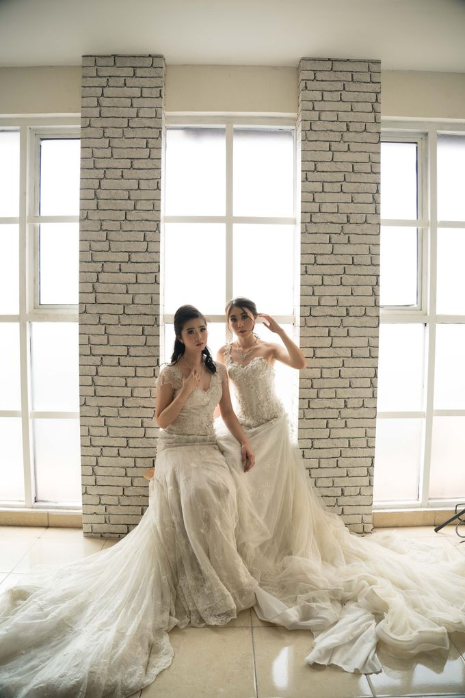 photoshoot wedding gown by Rosegold - 007