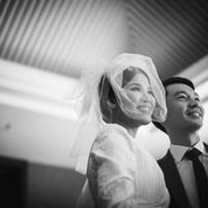 The Wedding Of Rheinaldy & Caroline by Hilda by Bridestory - 009