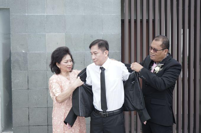 The Wedding Of Andreas & Claudia by El-Bethel Event Organizer - 008