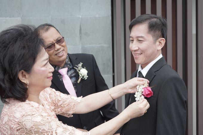 The Wedding Of Andreas & Claudia by El-Bethel Event Organizer - 009