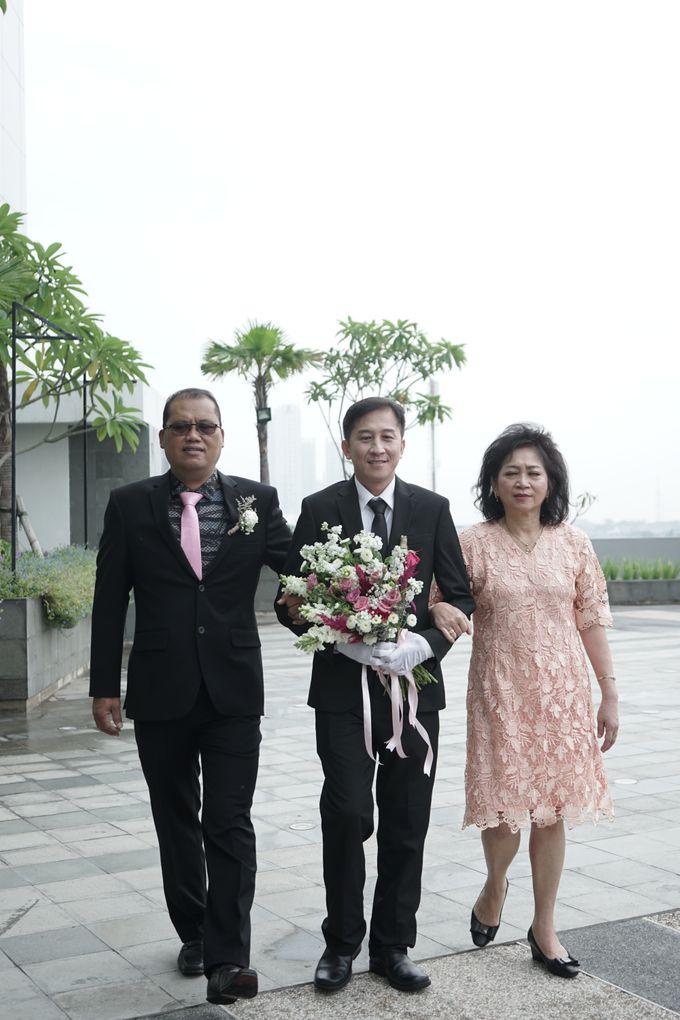 The Wedding Of Andreas & Claudia by El-Bethel Event Organizer - 010