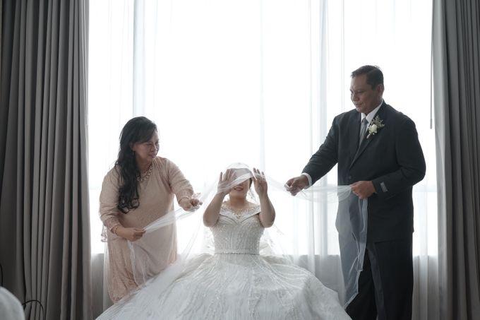 The Wedding Of Andreas & Claudia by El-Bethel Event Organizer - 011