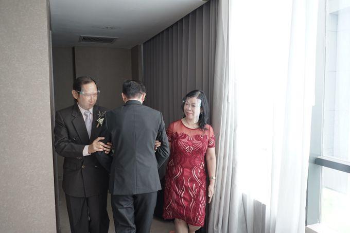 The Wedding Of Andreas & Claudia by El-Bethel Event Organizer - 012