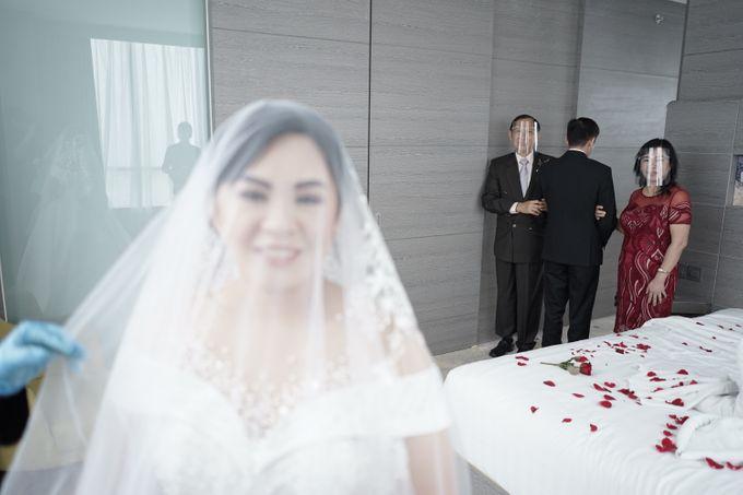 The Wedding Of Andreas & Claudia by El-Bethel Event Organizer - 013