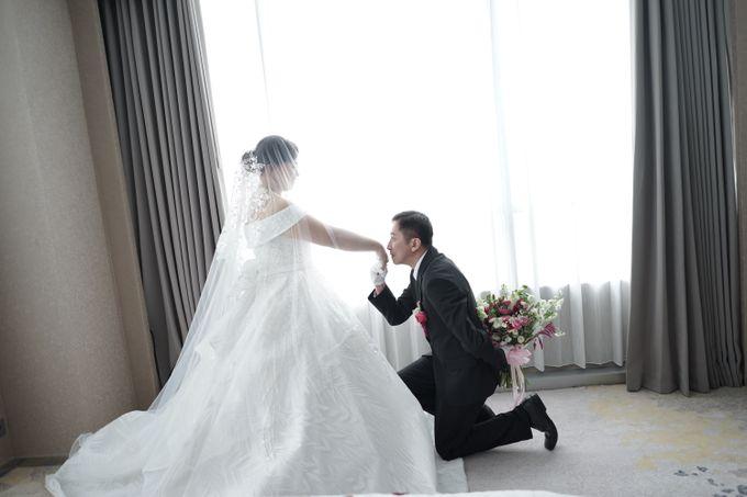 The Wedding Of Andreas & Claudia by El-Bethel Event Organizer - 015