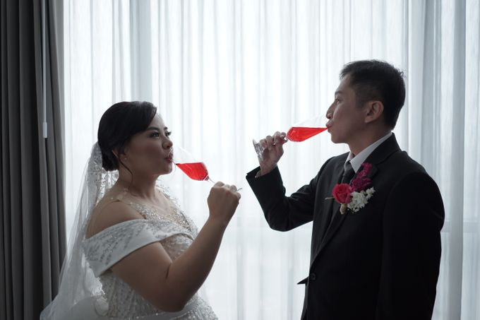 The Wedding Of Andreas & Claudia by El-Bethel Event Organizer - 001