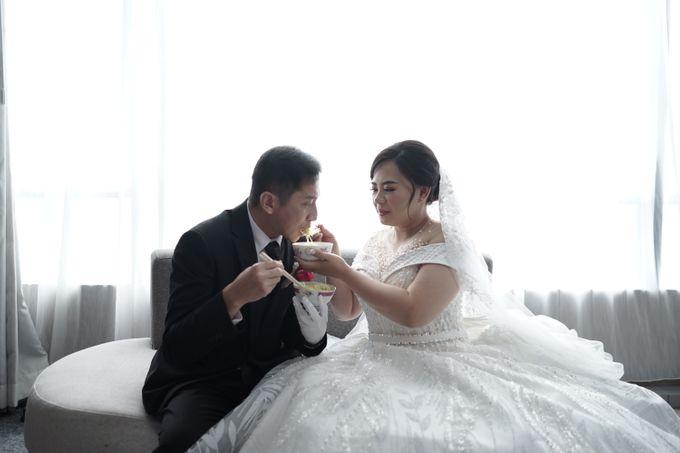 The Wedding Of Andreas & Claudia by El-Bethel Event Organizer - 002
