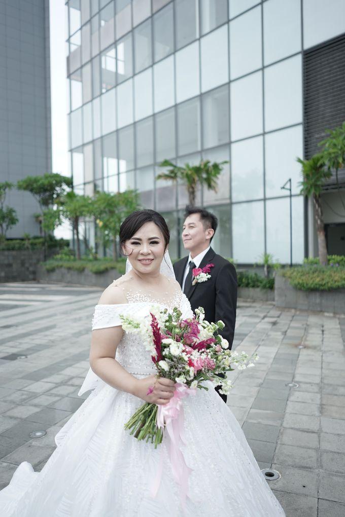 The Wedding Of Andreas & Claudia by El-Bethel Event Organizer - 003