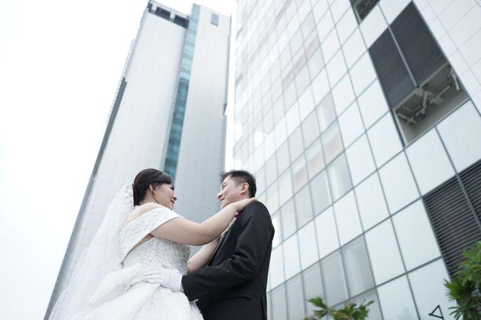The Wedding Of Andreas & Claudia by El-Bethel Event Organizer - 004