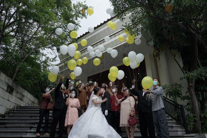 The Wedding Of Andreas & Claudia by El-Bethel Event Organizer - 005