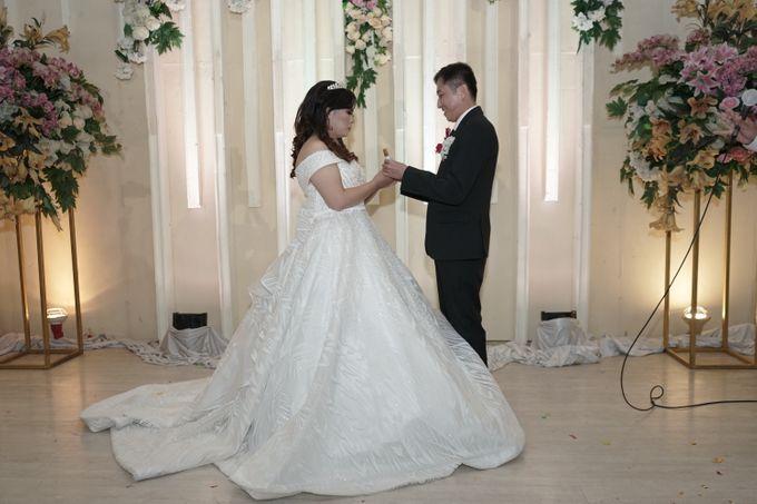 The Wedding Of Andreas & Claudia by El-Bethel Event Organizer - 007