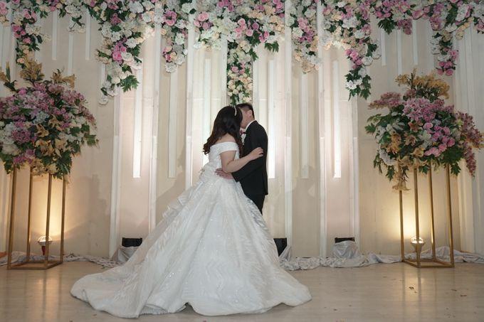 The Wedding Of Andreas & Claudia by El-Bethel Event Organizer - 016
