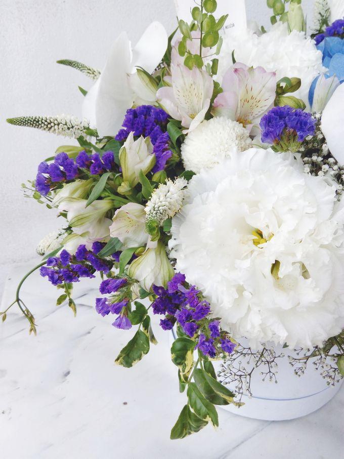 Vase Arrangement by Tiffany's Flower Room - 008