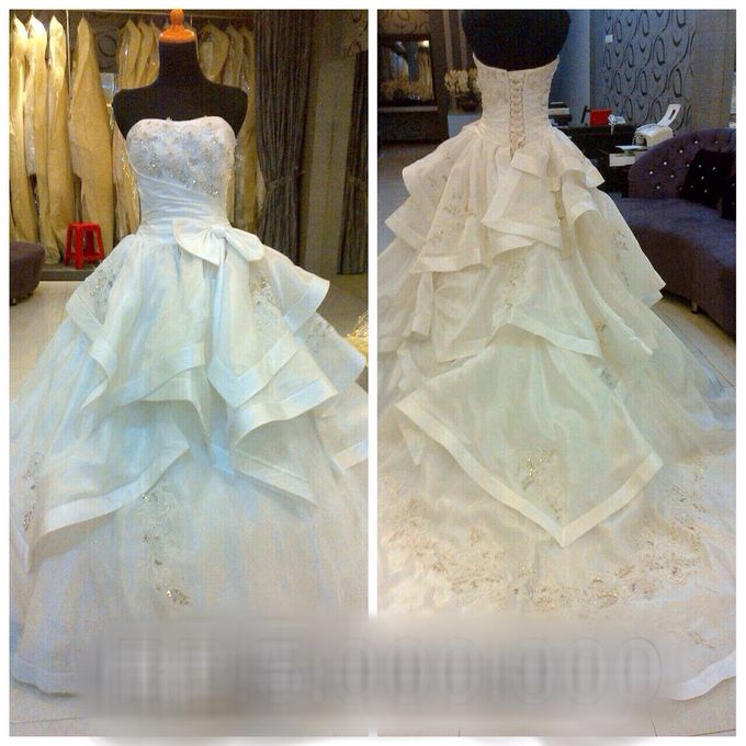 Add To Board Rent Wedding Gown By Lan Makeup Hair Stylist