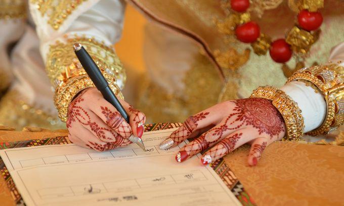 Wedding Minang by Luqmanfineart - 004